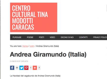 Il Natale del clochard – Traduzione in Spagnolo di Antonio Nazzaro per il Centro Culturale Tina Modotti