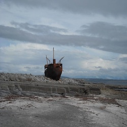 abbandonato isola deserta malinconia solitudine