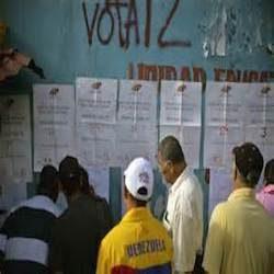 VENEZUELA: CHI SONO I LEADER DELL'OPPOSIZIONE ALLA REPUBBLICA BOLIVARIANA  (04.08.2017)