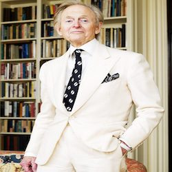 Morto a 87 anni lo scrittore Tom Wolfe.