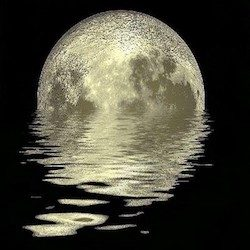 Finistère la Lune