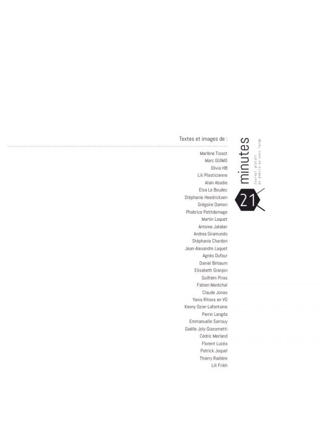 21 minutes - Andrea Giramundo 3