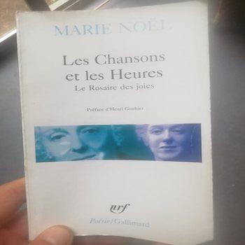 BERCEUSE DE LA GRAND'MERE (Les Chansons) – Marie Noël (TRAD. FR-ITA)
