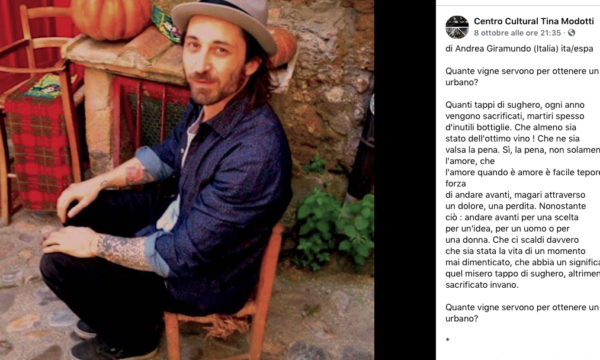 ¿Cuántas viñas…? Traduzione di Antonio Nazzaro (Centro Cultural Tina Modotti)